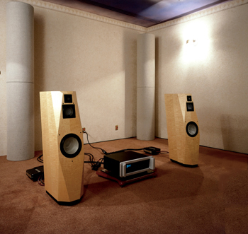 Avalon speakers, Spectral amps, MIT cables and ASC TubeTrap bass traps always make great music.