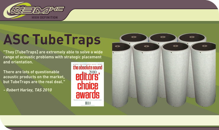 TubeTrap bass traps are sold in Norway